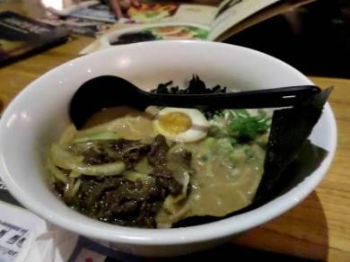 Beef Teriyaki Ramen