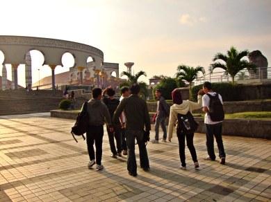 Masjid Agung Jawa Tengah Semarang (4)