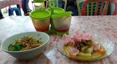 Mie Pangsit Ayam dan Lontong Sayur Bukik Apik (1)