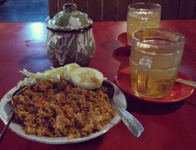 Nasi goreng kambing Pak Pong