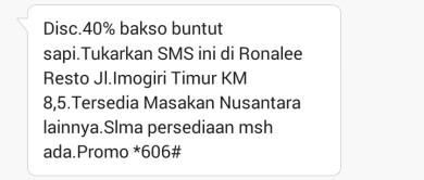 Ronale Resto SMS (1)