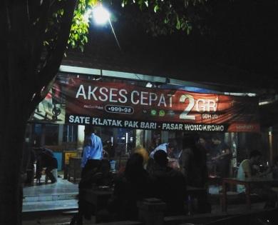 Sate Klatak Pak Bari Wonokromo Jejeran (2)