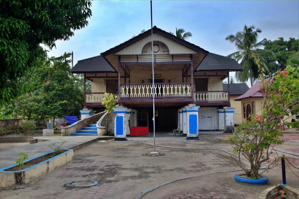 Rumah Datuk Laksmana Raja Di Laut IV