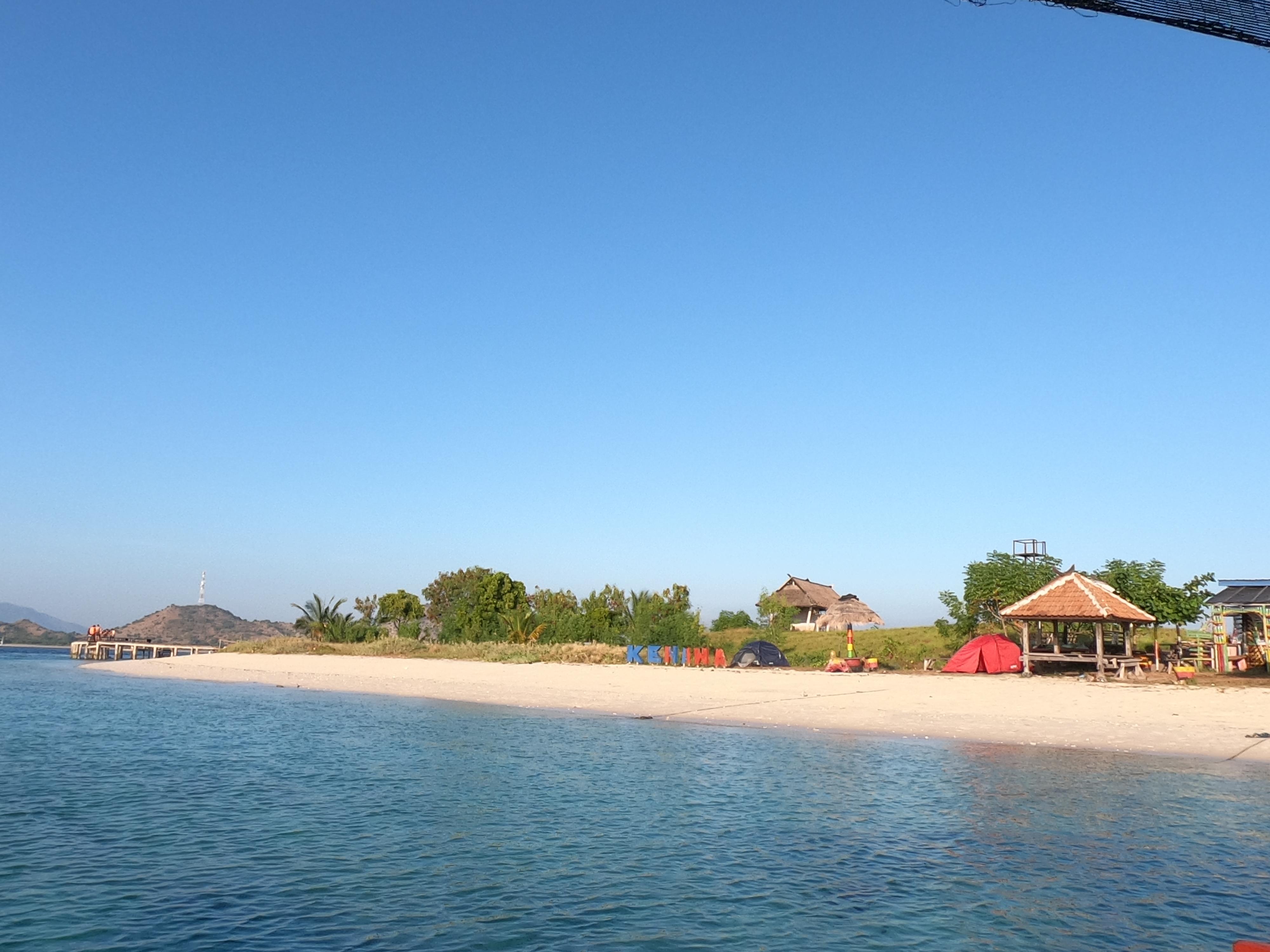 Pulau Kenawa Sumbawa